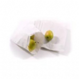 Plain White Sulphite Paper Bags Available In Various Sizes and Quantites